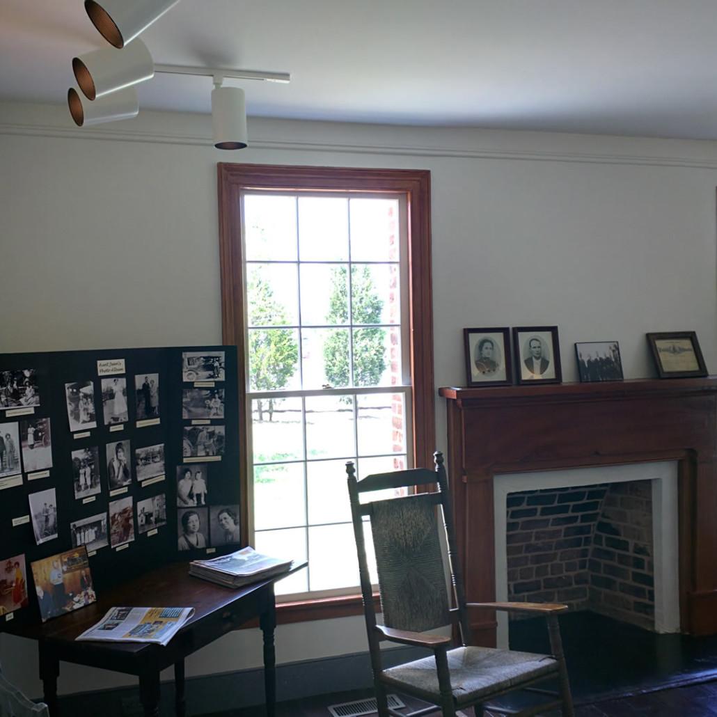 The Mundy House